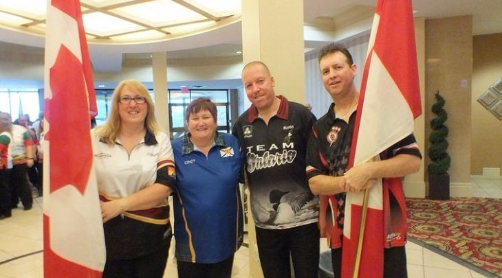 Canadian National Adult Darts Championships 2015